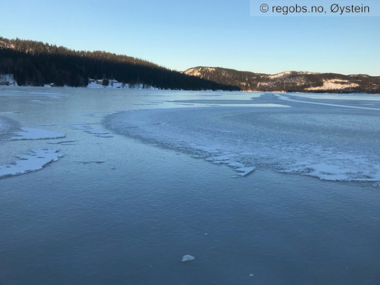Bilde til isvarselet for Trøndelag - Møre og Romsdal
