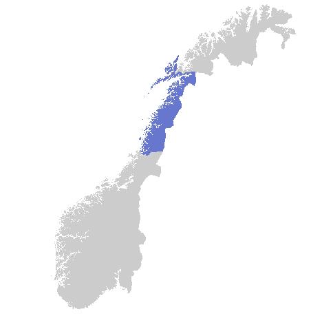 Varslingsområde Nordland
