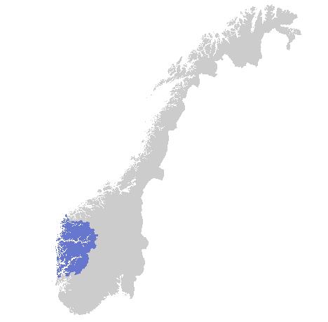 Varslingsområde Vestland